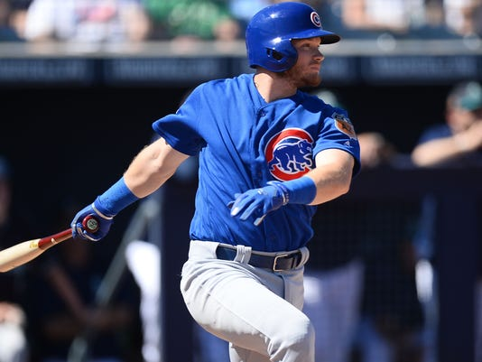 MLB: Spring Training-Chicago Cubs at Seattle Mariners