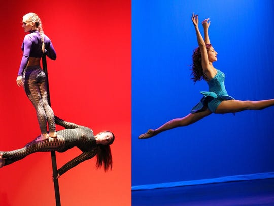 """Contemporary dancers will perform four shows in November from Lake Worth to Stuart to Fort Pierce to collect food for the hungry in Artists for a Cause annual series """"Dance for Food."""""""