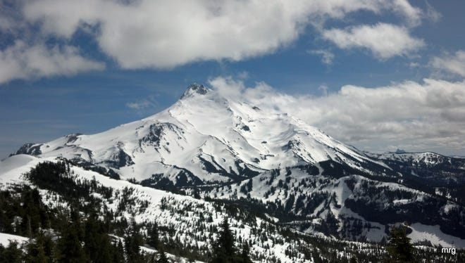 Bear Point offers epic views of Mount Jefferson on a very difficult trail.