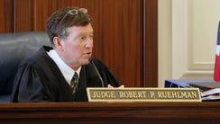 Hamilton County Common Pleas Judge Robert Ruehlman