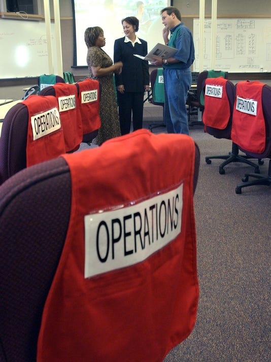1  Emergency Operations Center