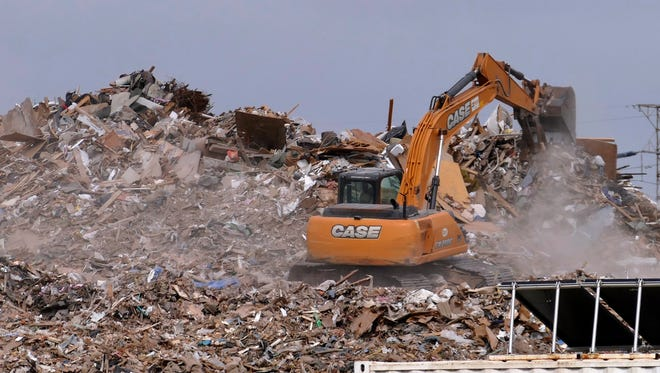New landfill rules would require air monitoring