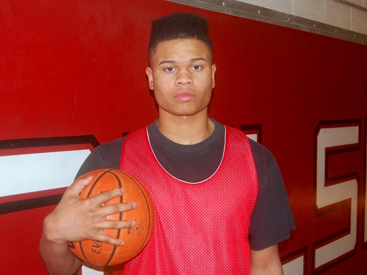 Kaleb Morton, Delsea basketball