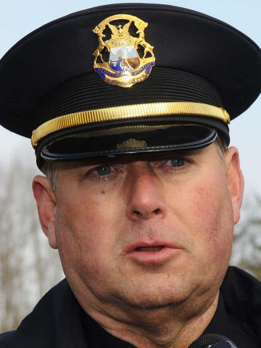Chief Michael Redman