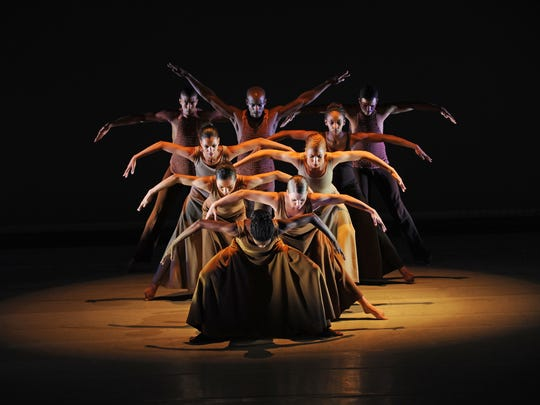 Lyndon Institute hosts the Alvin Ailey II dance company Friday.