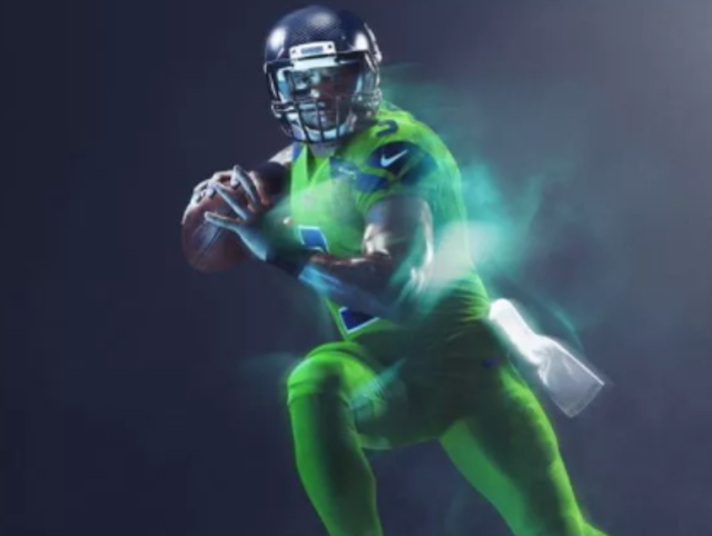 differently 5e76c 9e870 NFL Color Rush uniforms: Thursday Night Football jerseys on ...