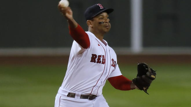 Rafael Devers is red-hot at the plate for the Red Sox.