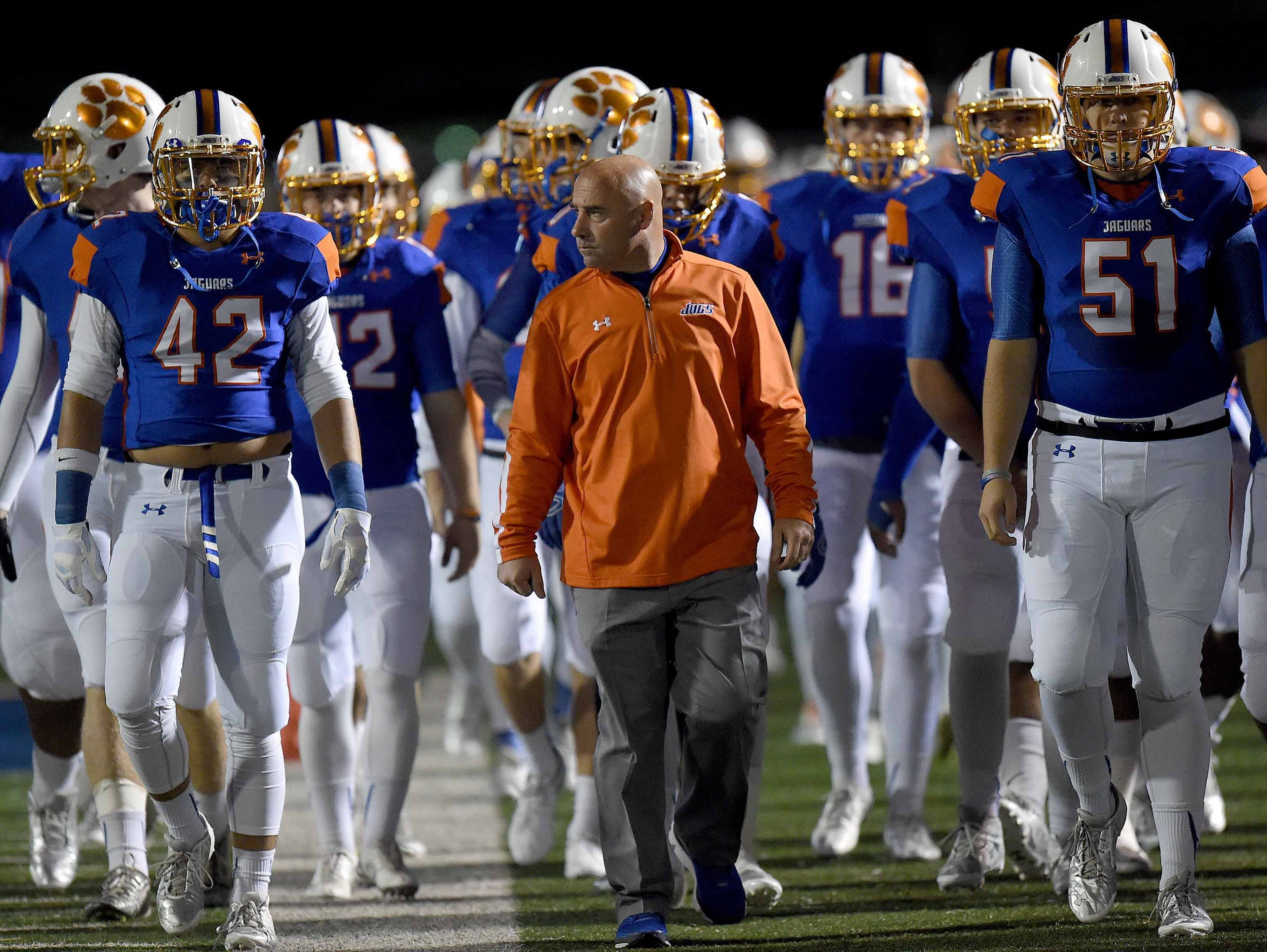 On what they're calling their 'revenge tour', Brad Peterson and Madison Central look to take down Starkville in the 6A North State finals.