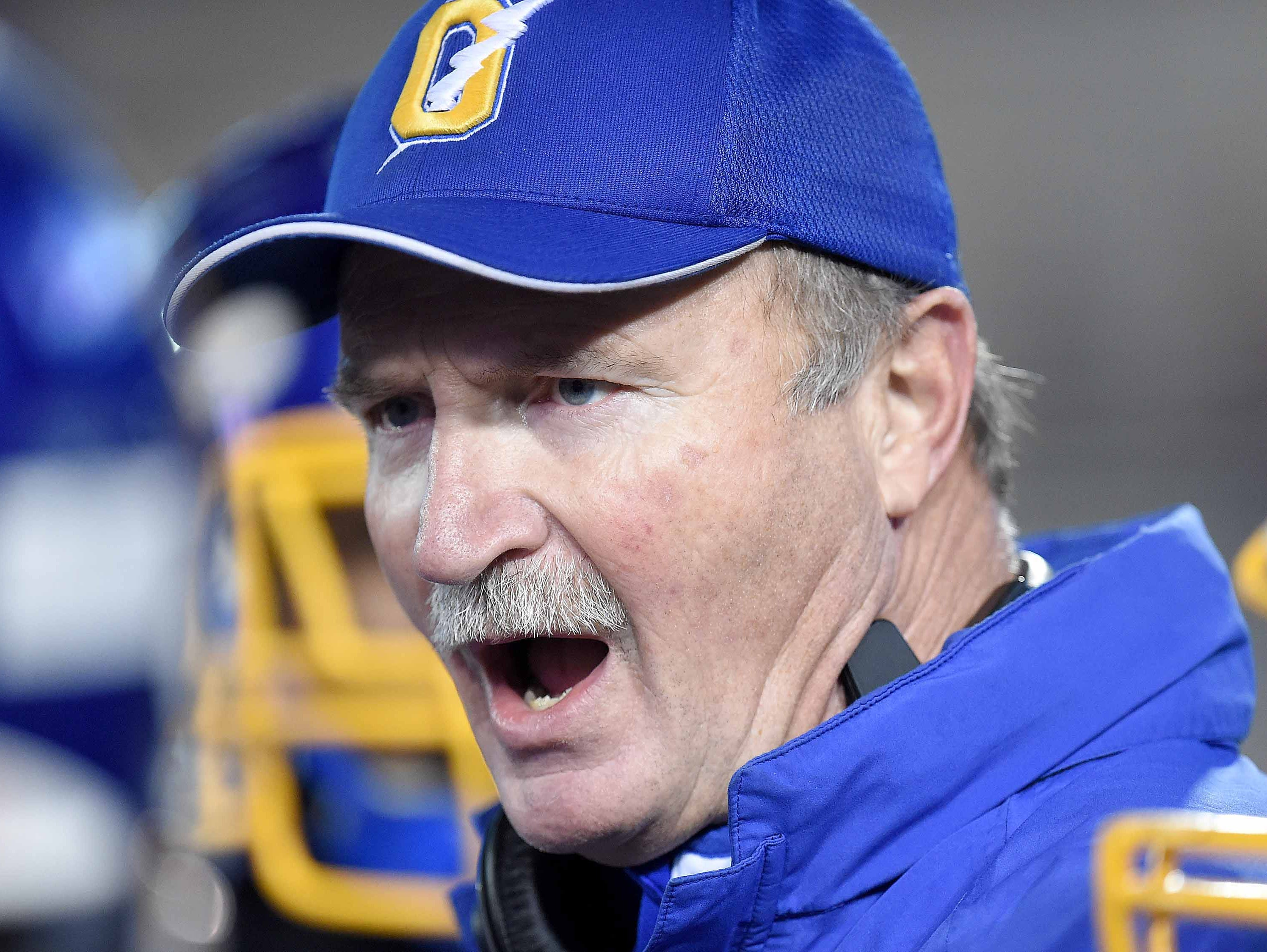 Oxford head coach Johnny Hill plans to retire following Saturday's Class 5A State Championship game.