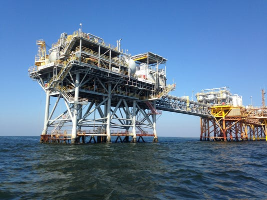Report blasts oil-rig safety agency's effectiveness