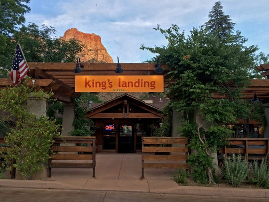 King's Landing Bistro ist located at The Driftwood
