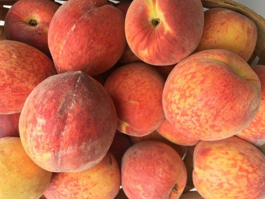 """The Nashville Farmers' Market is having its """"Peach Jam"""" events this weekend."""