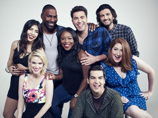 'MADtv,' the sketch parody show, features eight new