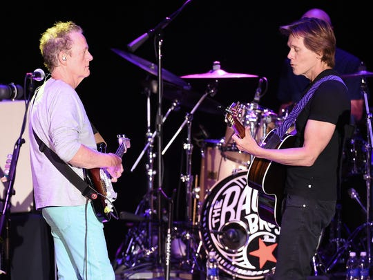The Bacon Brothers (Michael, left, and Kevin) will perform on Aug. 13 at the Indiana State Fair.