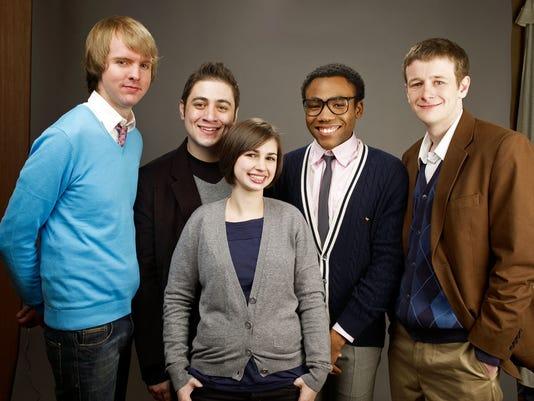 """Mystery Team"" - 2009 Sundance Portrait Session"