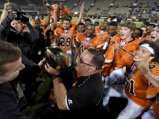 Fallen teammate Tripp Macon predicted Calhoun City coach Perry Liles and the Wildcats would win a championship this season, and they did against Bay Springs in Class 2A.