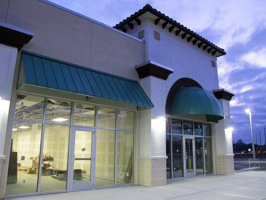 In addition to a Publix supermarket and liquor store, the Neighborhood Shoppes at Orangetree includes a future nail salon, left, and a Chinese restaurant on the corner of Immokalee Road and Randall Boulevard in Golden Gate Estates.