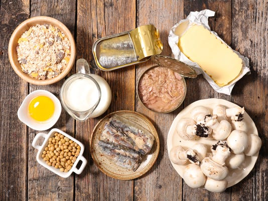 food high in vitamin D