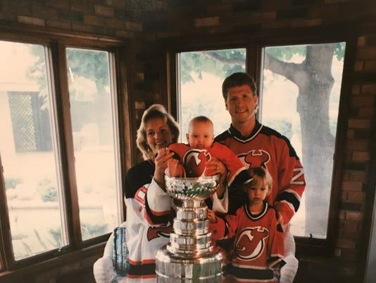 Danton Cole Stanley Cup
