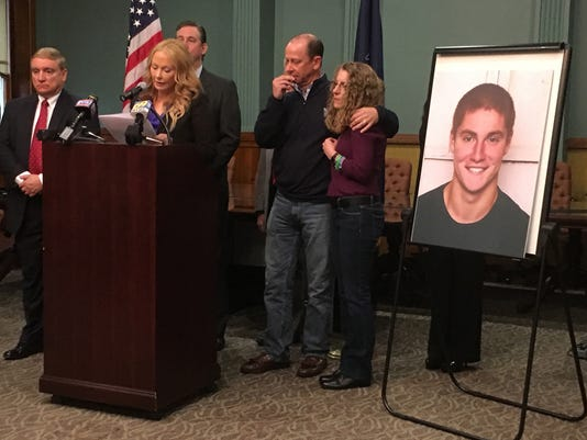 Students charged with manslaughter in Penn State frat death