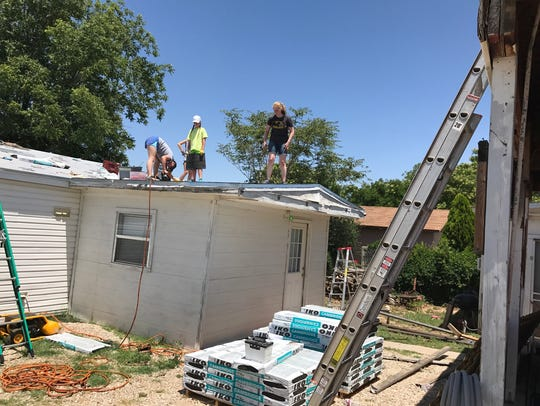 Mission Carlsbad started working on Maurice Smith's