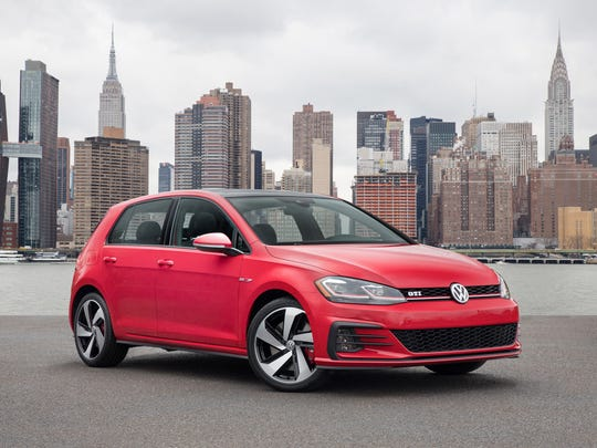 The 2018 Volkswagen Golf GTI is adaptable to the driver's ability (and mood), fun to drive, and has the smoothest six-speed manual available.