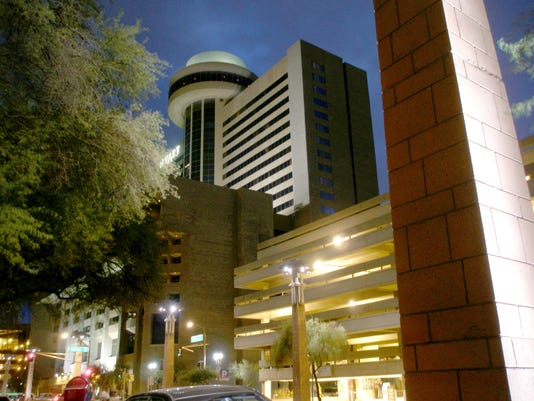 Phoenix  Hyatt Regency Hotel