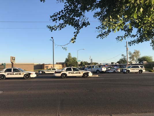 Glendale police shooting