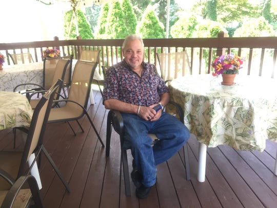 Todd Lory has owned Lory's Lakeside for 22 years.