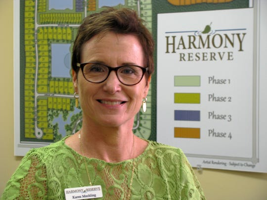 Karen Mechling, lifestyle director at Harmony Reserve,