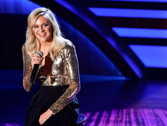 Kelsea Ballerini performs during the 11th annual Academy