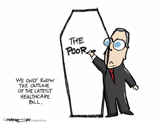 GOP health care plan will hurt the poor