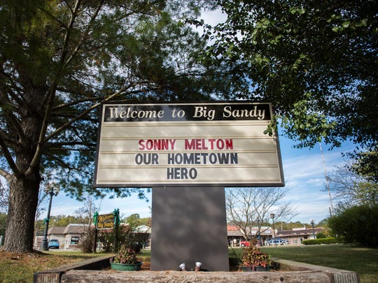 A tribute to Las Vegas shooting victim Sonny Melton