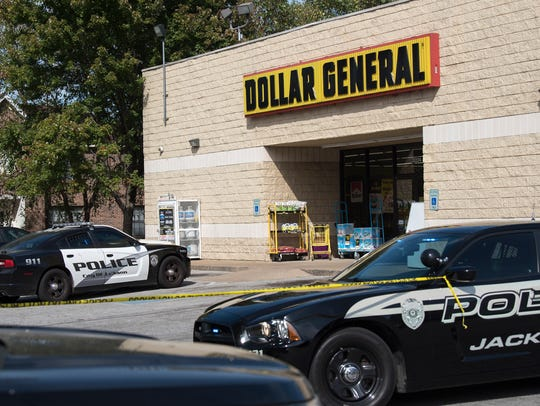 An attempted robbery was reported Thursday, October