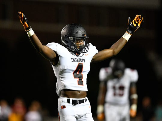 Ensworth's Keshawn Lawrence has committed to Tennessee.