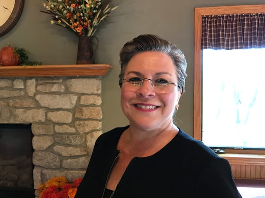Cathy Myers of Janesville is a Democratic candidate