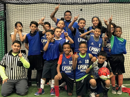 Tri-City West Thornwood Branch of the Boys & Girls