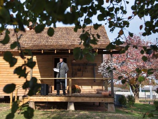 Longtime Bellevue Baptist Church member Bobby Parchman