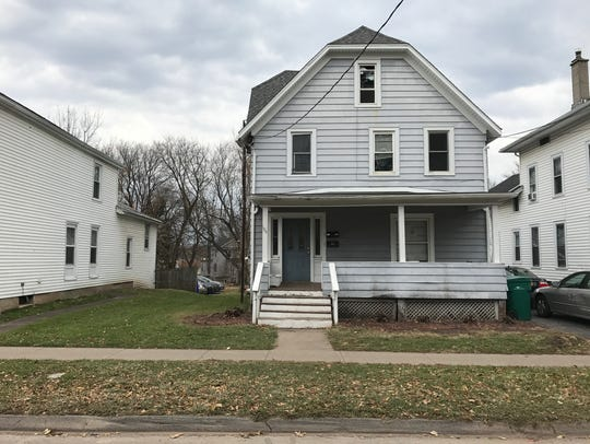 A rental property at 104 Monroe Ave. in Brockport is