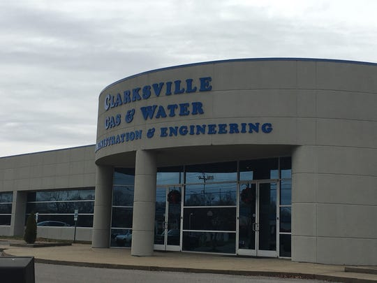 Clarksville Gas and Water would experience no structural changes with a government consolidation.
