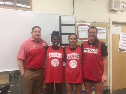 Glen Ridge girls basketball