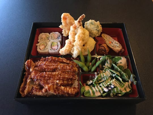 The Katsu Chicken Omo Box is a good introduction to