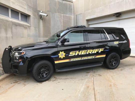 Wood County Squad car