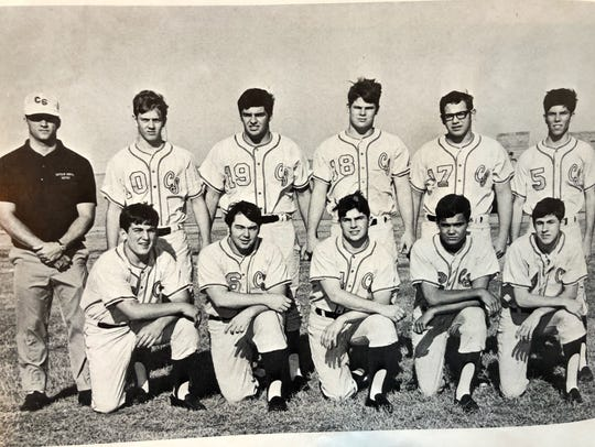 One of the first Captain Shreve baseball teams included