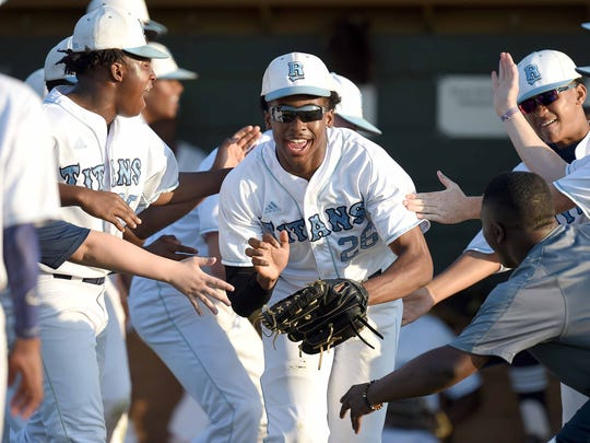 Ridgeland's Yamarus Banks (26) is introduced on Friday,