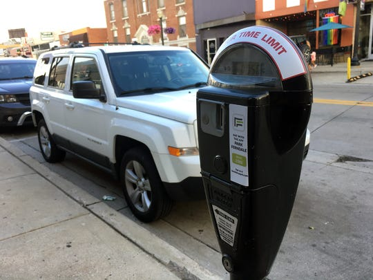 The price of parking in downtown Ferndale will double beginning next Monday.