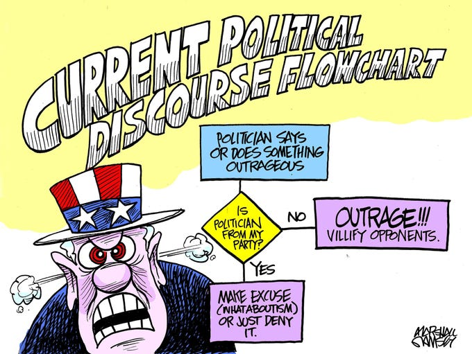 The cartoonist's homepage, clarionledger.com/opinion