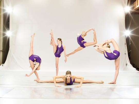 WORLD OF DANCE -- Season: 2 -- Pictured: Iowa Girlz -- (Photo by: Andrew Eccles/NBC)