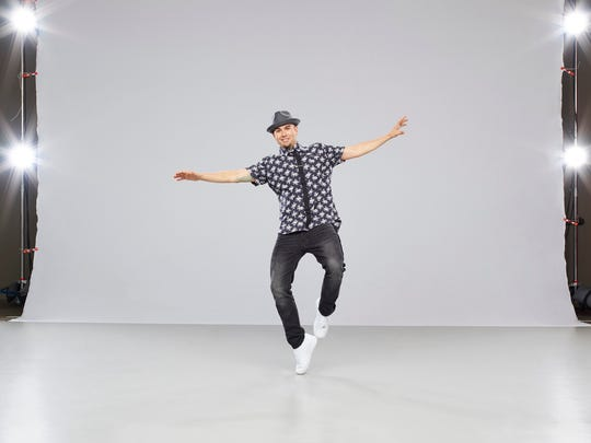 "Farmington native John Austin, a.k.a. Poppin John, is competing on the third season of NBC-TV's ""World of Dance."""
