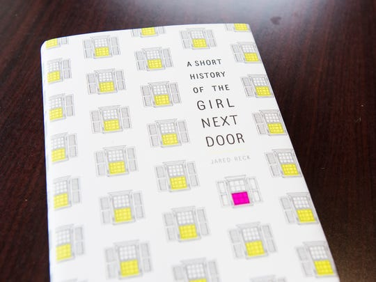 "Jared Reck's debut novel, ""A Short History of the Girl"